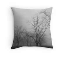 Death Row or The Children are Sleeping Throw Pillow