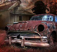 decrepit by Matt Mawson