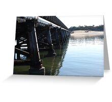 Barwon Heads Bridge Greeting Card