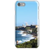 Puerto Rican Coast iPhone Case/Skin