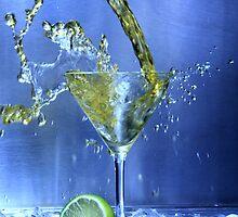 Splashing Out by Elaine Harriott