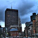 Park str, Boston by LudaNayvelt