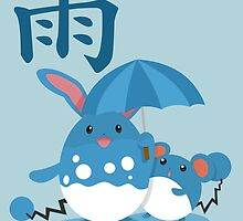 Rain! by Mariotaro Designs