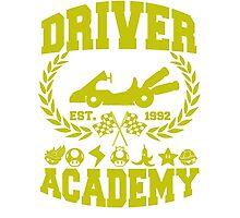 Driver academy Photographic Print