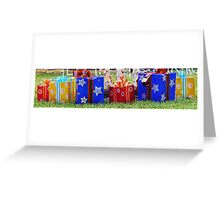 Holiday Goodies Greeting Card