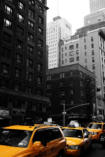 Taxi by lkippenbrock