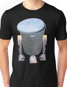 R2D2 is gonna clean up this town Unisex T-Shirt
