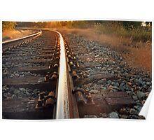 Golden Rail Poster