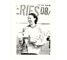 Series Leader, Womens Elite Art Print