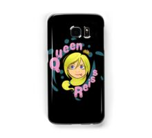 Queen Reiss in Black Samsung Galaxy Case/Skin