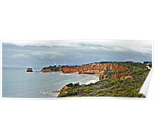 Split Point Lighthouse, Aireys Inlet, Great Ocean Road Poster