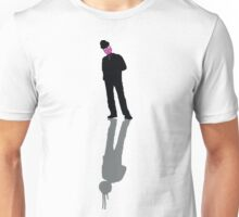 HIDE BEHIND THE MASK Unisex T-Shirt