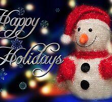 Frosty Card #2 by BluAlien