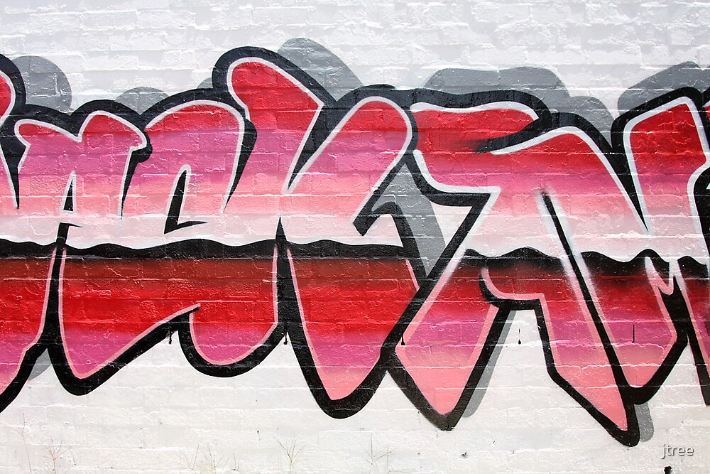 Bubblegum Graff..... by jtree