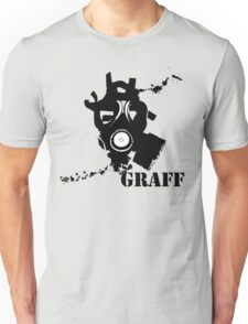 GRAFF MASK Unisex T-Shirt