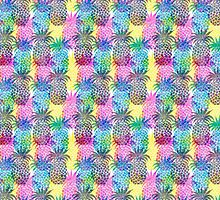 Pineapple Color by AlbaBgirl