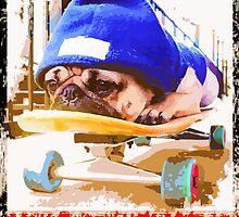Livin' the Pug Life by kramprusz