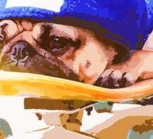Livin' the Pug Life Sticker