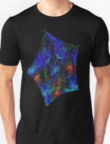 DEEP SPACE TREES BLUE T-Shirt