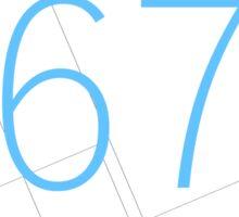 All-State Math Team Sticker
