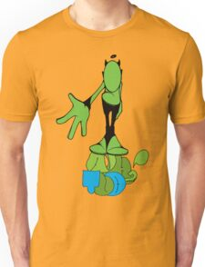 DASHTUO GREEN DEVIL ANGEL Unisex T-Shirt
