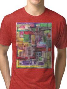 ALL CIRCUITS GO(C2012) Tri-blend T-Shirt