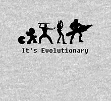 It's Evolutionary (with text) T-Shirt