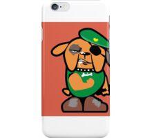 Bull Dog Commando iPhone Case/Skin