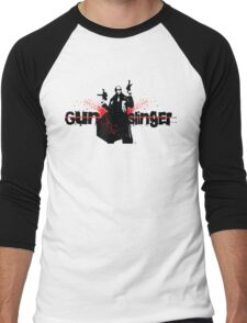 GUNSLINGER Men's Baseball ¾ T-Shirt