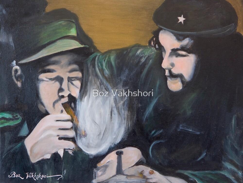 Cuba by Boz Vakhshori