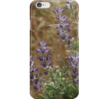 Field of Purple iPhone Case/Skin