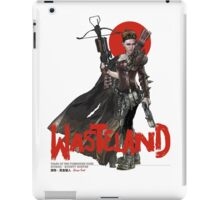 Wasteland / Nomad Bounty Hunter iPad Case/Skin