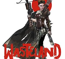 Wasteland / Nomad Bounty Hunter by OOBER