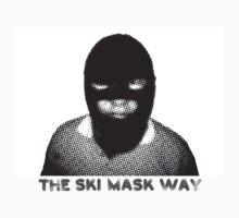 THE SKI MASK WAY by bluebaby