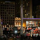 San Francisco Christmas by Barbara  Brown
