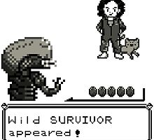 Wild SURVIVOR appeared! by SaMtRoNiKa