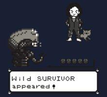 Wild SURVIVOR appeared! Kids Clothes