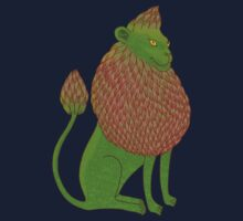 Asparagus Lion, King of the Vegetables by SusanSanford