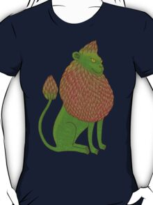 Asparagus Lion, King of the Vegetables T-Shirt