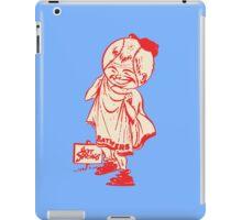 Hot Springs Bathers Baseball Team iPad Case/Skin