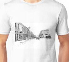 Bentonville, Arkansas Square - 1914 Unisex T-Shirt