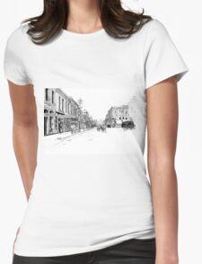 Bentonville, Arkansas Square - 1914 T-Shirt