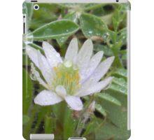 Windflower's Watery Crown iPad Case/Skin