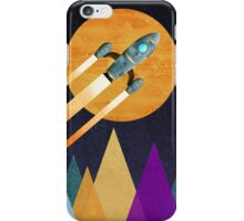 2nd Star to the Right LLAP iPhone Case/Skin