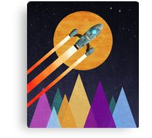 2nd Star to the Right LLAP Canvas Print