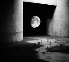 To the Moon by stohitro