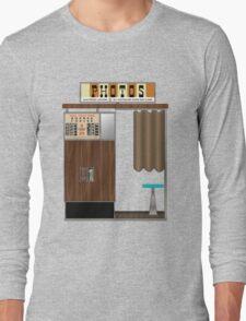1960 Photobooth Long Sleeve T-Shirt