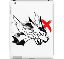 Charizard X iPad Case/Skin