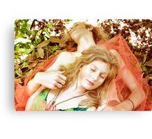 Midsummer Nights Dream Canvas Print