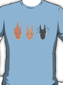 Charizard's Forms T-Shirt